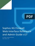 Sophos XG Firewall Web Interface Reference Guide.pdf