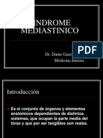 5 Sd Mediastinico