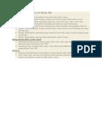 Peraturan Penggunaan Bilik Apd