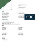 Poemas Rimas Canciones y Fabula