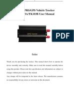Tk103ab User Manual