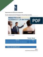 Texto Base-didactica Dela Fisica y La Matemática u1