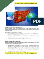 Memahami Fungsi Firewall Pada Jaringan VoIP
