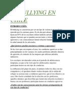 El Bullying en Chile Nn