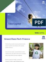 Cleantech Financing