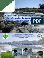2.3. Índice de Calidad Del Agua Río Mula y Río Piedra-Est. María Otero