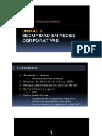 Tema5.- Seguridad en Redes Coorporativas