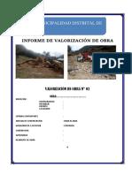 Caratula de Valorizacion