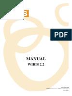 Manual de Wiris