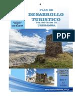 Plan de Desarrollo Turistico de Urubamba