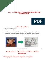 Ev. Proyectos