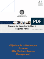 Proceso de Negocios 2018 Unidad 1 Segunda Parte