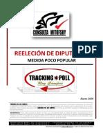 Encuesta sobre Reelección de Diputados en México 2010