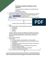 El Diario Como Instrumento Para Detectar Problemas y Hacer Explícitas Las Concepciones