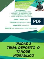 DEPÓSITO  O TANQUE.pptx