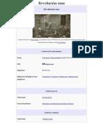 Revolución Rusa - Wikipedia