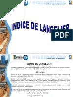 Indice de Langelier