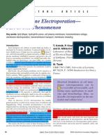 Electroporation Phenomenon 12