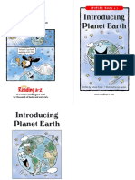 introducing planet earth