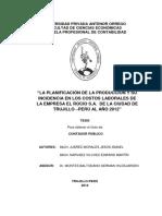 Juárez Jesús Producción Costos Laborales