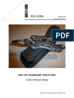 CRKT THE TECHNICIAN™ MULTI-TOOL a Glenn Klecker Design