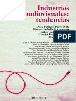 INDUSTRIAS AUDIOVISUALES TENDENCIAS