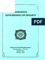 Naradas Aphorisms on Bhakti