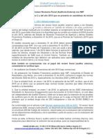 Modelo Dictamen Revisoria Fiscal Globalcontable 16febrero2016 Version3