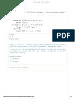 Exercícios de Fixação - Módulo IV