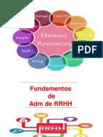Fundamentos Administracion de RRHH