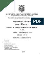 Silabo QGAI - 17-I (07.1)