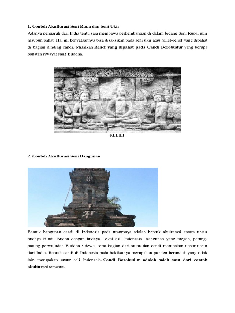 Akulturasi Budaya