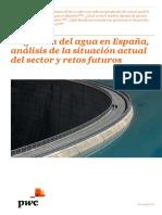 Informe Gestion Agua ESPAÑA