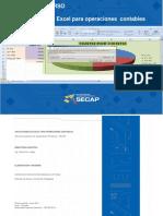 Programa de Estudio de Excel Para Operaciones Contables VF