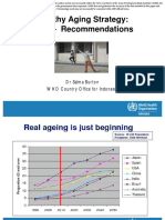 Handling The Strain of Aging Population on Universal Health Insurance