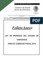 Ley de Ingresos Del Estado de Chihuahua (1)