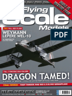 Flying Scale Models 2016-10