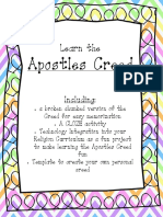 apostlescreedincludingaprojecttohelpyouintegratetechnology
