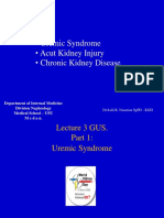 Uremic Syndrome