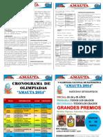 Bases y Temario v Olimpiada de Matemc3a1tica 2 Copia