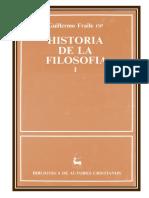 Fraile Guillermo Historia de La Filosofia Tomo-I 7ma ed pp 1-109.pdf