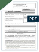 Guia de Espanol Programa Sena