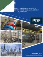 Compendio Proyectos GTE Operacion Octubre 2017