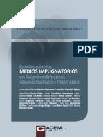 11 Estudios sobre los medios impugnatorios en los procesos .pdf