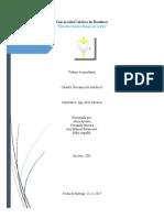 Informe Solidos II