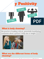 body shaming ppt