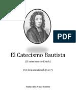 El Catecismo Bautista