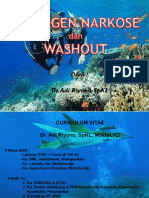 Nitrogen Narkose & Washout_dr.adiriyono,Spkl