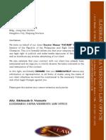 Demand Letter 3-21-18 - Zhang Tao.docx