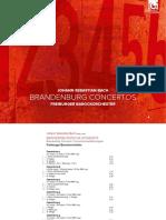 Brandenburg Concertos - Booklet
